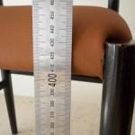 1.座面の高さが45cm超えてます。