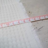 1.買ってきた状態で横方向(幅)は113.5cm