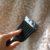 ファー素材の毛並みを復活