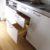 キッチンの扉収納を引き出しに変える